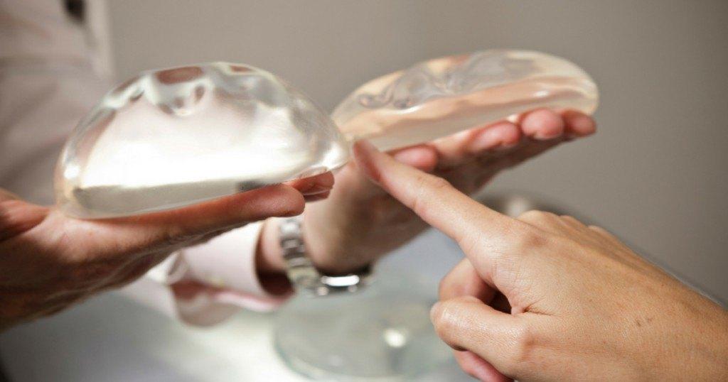 Saline Versus Silicone Breast Implants