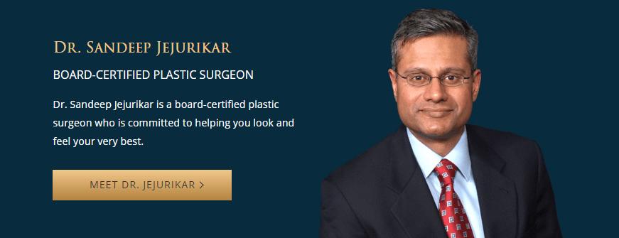 Dr. Sandeep Jejurikar feature