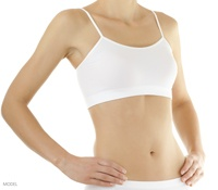 Tummy Tuck and Liposuction Model