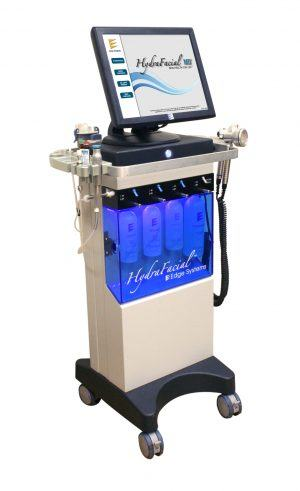 HydraFacial Series Tower